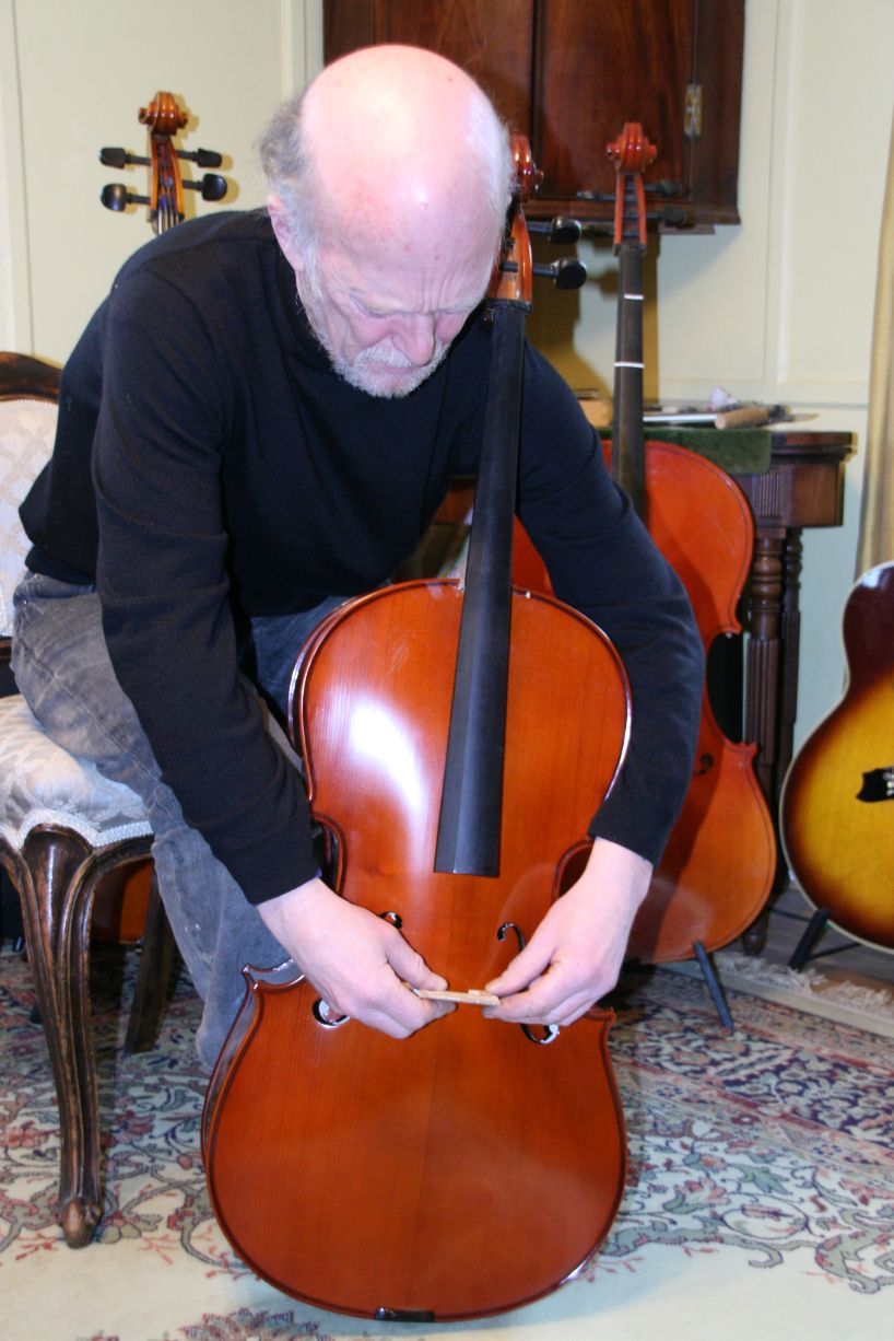 nightingale Strings charles repairs