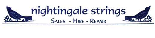 Nightingale Strings Logo